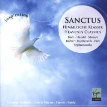 Sanctus - Heavenly Classics By Bach, Handel, Mozart..