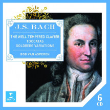 Well-Tempered Clavier, Goldberg Variations, Toccatas