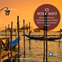 O Sole Mio - Best Loved Italian Songs