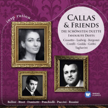 Callas & Friends - Favorite Duets