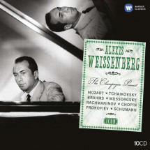 Alexis Weissenberg Icon: The Champagne Pianist