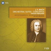 Orchestral Suites, Concertos