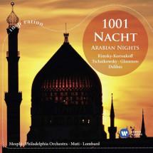 Arabian Nights - Korssakov, Tchaikovsky, Glasunov..