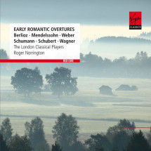 Early Romantic Overtures - Berlioz, Mendelssohn, Schumann..