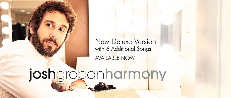 Josh Groban 'Harmony'
