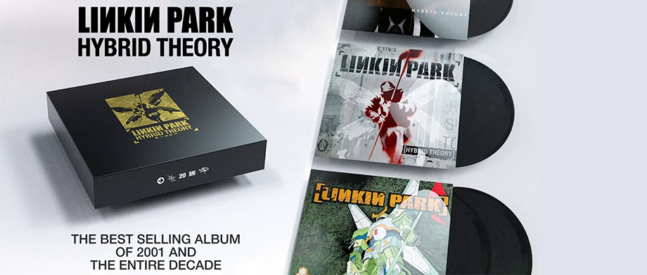 Linkin Park 'Hybrid Theory (20th Anniversary)'