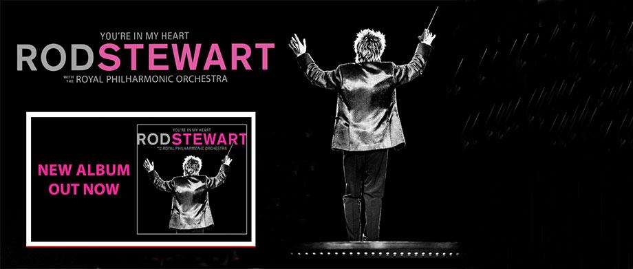 Rod Stewart 'You're In My Heart'
