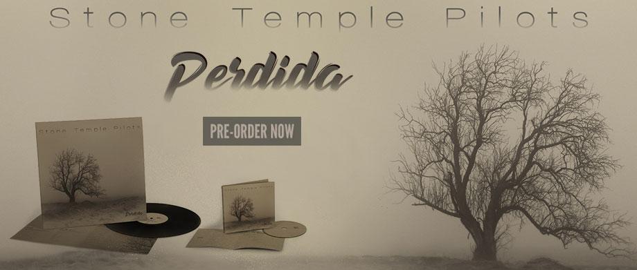 Stone Temple Pilots 'Perdida'
