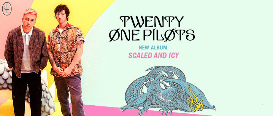 Twenty One Pilots 'Scaled And Icy'
